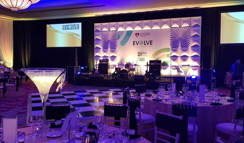 Corporate Event Decor Hire